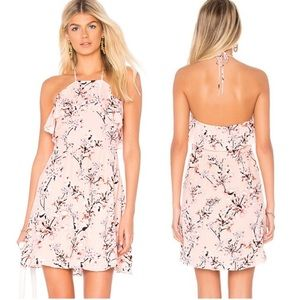 NWT Cupcakes & Cashmere Corralyn Halter Dress 6
